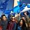 Felvonulás a nagy kékségért - Argentína 01