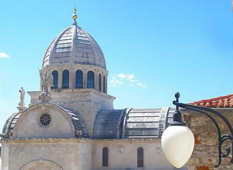Sveti Petar - a Szent Jakab székesegyház