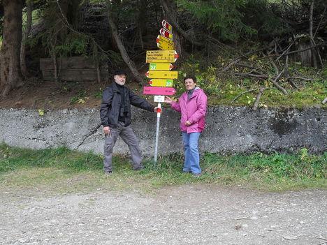 SvájcGraubünden kanton  Zuort  2010. okt
