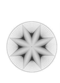 csillag mandala