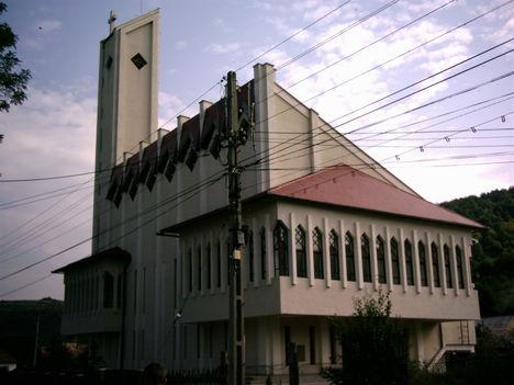 Parajdi templom