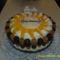tojáslikőr krémes torta