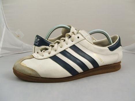 Adidas Rekord S cipo 1980's