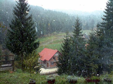 Húll a hó és hódzik....