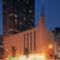Mormon Temple Manhattan New York.