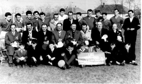 Úri KSK generációk 1965.