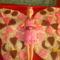 barbie pillangó torta