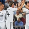 Cannavaro, RAmos, Guti (Real Madrid) gólünnepe a Bate Borisov elleni meccsen