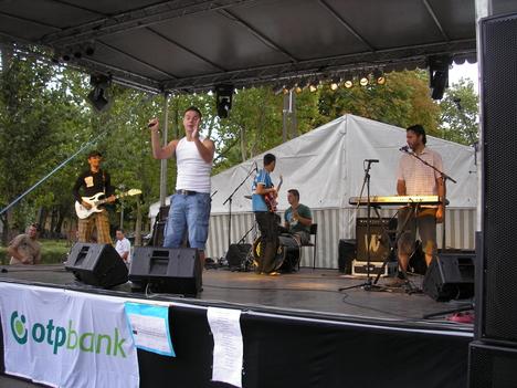 Cozombolis koncert