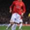 Cristiano Ronaldo a Manchester-Villareal meccsen