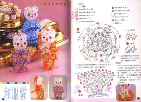 Kimonos cicák 1