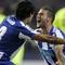 Lucho González, Lisandro Lopez (Porto) gólöröme a Fenerbache ellen