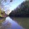 A Duna kanyarulata Máriakálnoknál