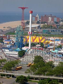 Brooklyn Coney Island.