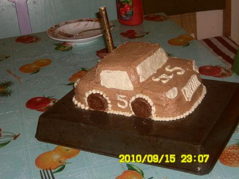 atós torta