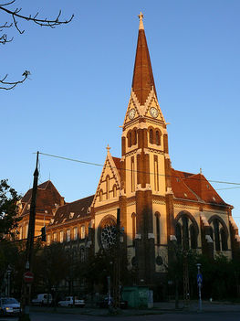Fasori Evangélikus Templom,Budapest