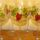 Szőlős borospoharak