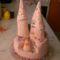 Lili 3 éves Kastély torta