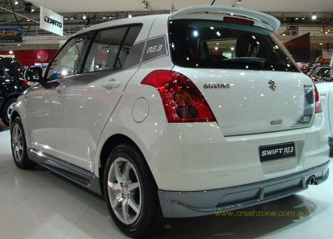 Suzuki Swift RE3