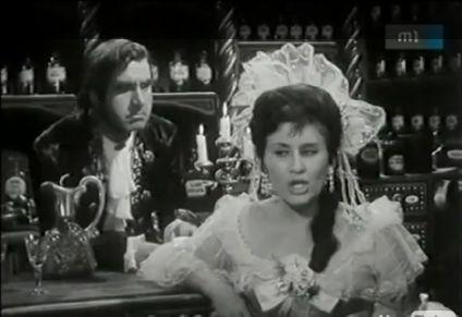 Enrico - György Melis & Serafina - Margit László