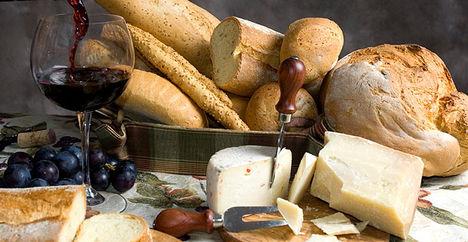 Bor és sajt