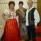 Újpest   Ady Endre Művelődési Központban  művészbarátaimmal GY. Kiss Anna, Rákosi Laci