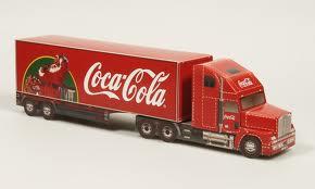 coca cola-s kamion
