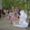Angyal szállt le a Tagora-sétányra.