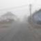 A falu egy ködös őszi napon 4