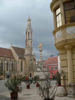 Bencés templom