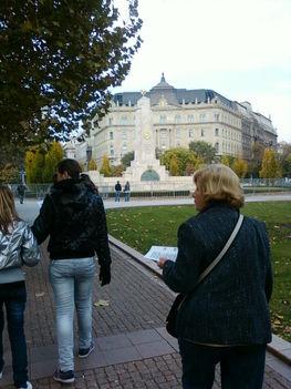 A Szabadság téren október 23-án