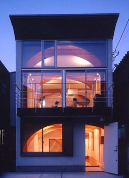 Kazuyuki Okumura építménye