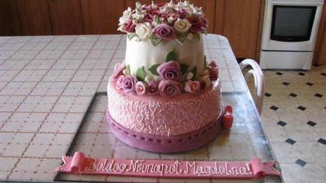 névnapi torta