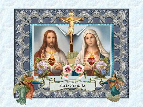Jézus - A két szív