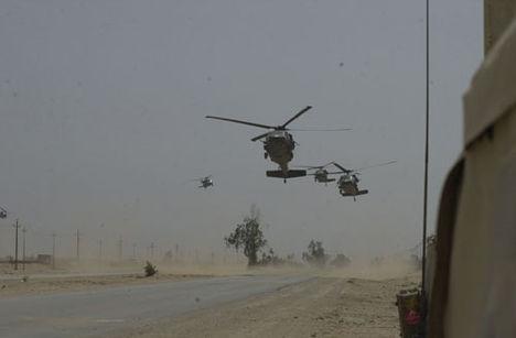 blackhowe helikopterek