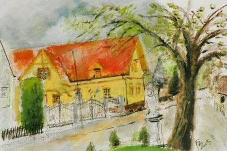 Bock Pincészet - Batthyány utca - Forster Jakab