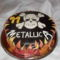 Metallica torta