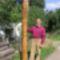 kopjafa,az erőszakmentesség emlékhelye Szentantalfára