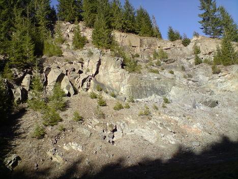 Egy régi kőbánya