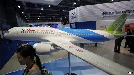 Itt a kínai óriás a Comac C919 06