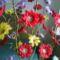 Egyedi készitésű,világitós virágok! 1