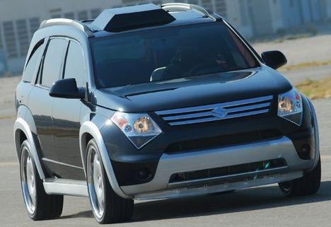 Suzuki Flix 2007