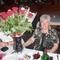 Anna -Gabriella a rózsákkal