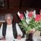 Mariska néni a rózsákkal