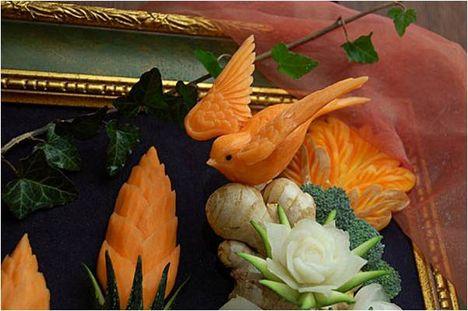 Zöldség-gyümölcs művészet 33