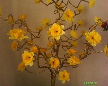 Egyedi készitésű,világitós virágok! 3