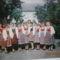 Székely kórus alapító tagok 1973-ban versenyen