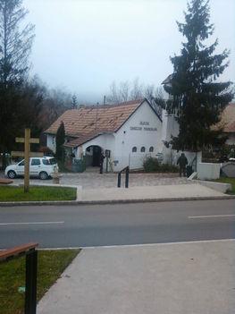 A Nagykovácsi református imaház