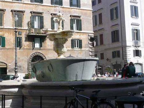 le_fontane_di_piazza_farnese_roma