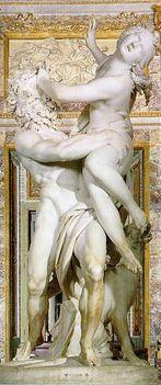 Bernini -  Il Ratto di Proserpina